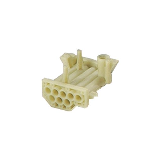 电机塑胶零件