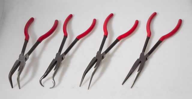 Long nose plier 11