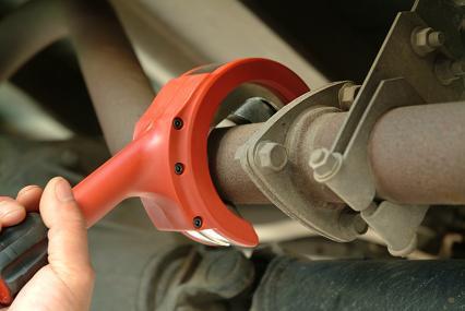 Ratchet Exhaust Cutter