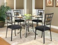 鐵制餐桌椅