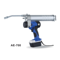 Cens.com Cordless Grease Gun SUCTION INDUSTRIAL CO., LTD.