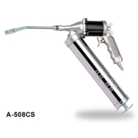 360° Angle-Free Rotating & Continuous Flow Air Grease Gun