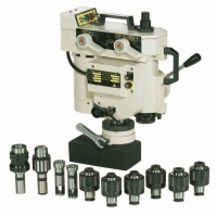 Portable electromagnetic drill & tapping machine