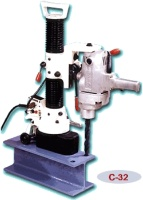 Portable Shaft-Column Magmtic Drill Table