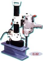 Portable Shaft-Column Magmtic Drill Table