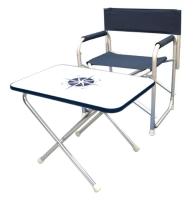 Cens.com Ultra-light aluminum alloy folding picnic table & chair set WEN`S CHAMPION ENTERPRISE CO., LTD.