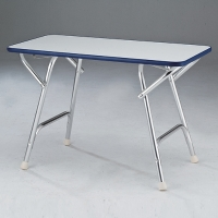 Rectangular folding Deck Table