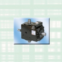 Differential Speed Reducer (Phase Regulator)