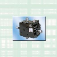 Differential Speed Reducer (Phase Regulator)