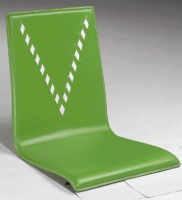PVC, And Cowhide Seat Cushions
