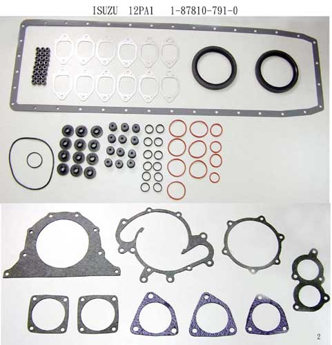 Full Set, Head Set, Gasket