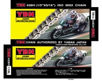 Cens.com Motorcycle Chain YABAN CHAIN INDUSTRIAL CO., LTD.