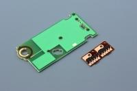 PCB print carbon resistor