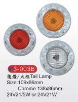 Tail Lamp W/Large Rim