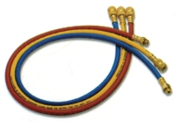 Refrigeant hose set
