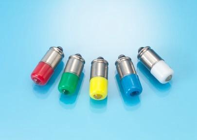 LED T1 3/4(S4s) Midget Grooved Base Lamp
