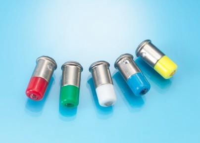 LED T1 3/4(F6) Midget Flange Base Lamp