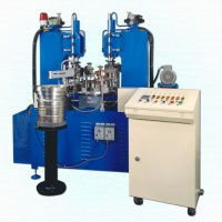 Vertical Hydraulic and Punching Machine