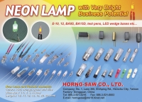 Neon LED Lamp