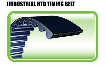 HTD industry timing belt