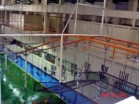 密闭防尘送风型涂装生产线