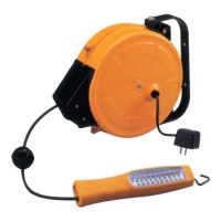 Auto-Rewinder 37 LED Work Light (AC100~240V)