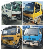 USED COMPLETE TRUCKS