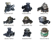 WATER PUMP FOR TRUCK / HEAVY DUTY
