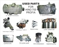 USED PARTS FOR HINO PROFIA 700 / E13C
