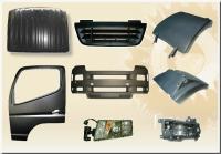 Body Parts - Bumper / Grille / Goor shell / Head light