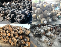 USED ENGIN & PARTS