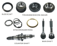 TRANSMISSION GEARS & PARTS