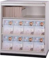 Magazines Showcase Cabinet