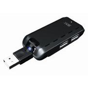 USB2.0 3D 4 Port HUB