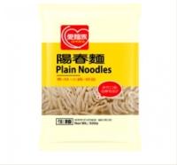 Plain Noodles