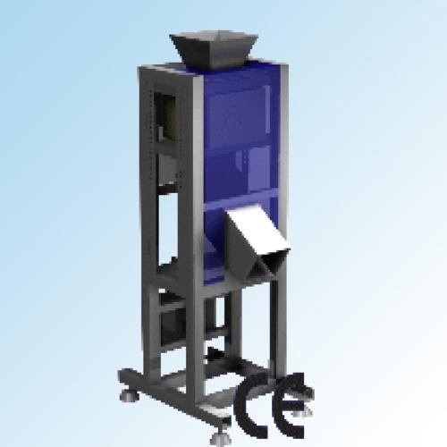 金属检出器-垂直落下式