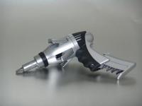 10-in-1 Ratchet Screwdriver with Gun Shape