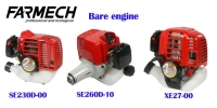 Bare engine/ 2 stroke engine/4 stroke engine