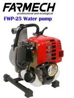 Water pump/4-stroke engine