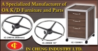 Cens.com Chair Legs/ stool footrest rings IN CHENG INDUSTRY LTD.