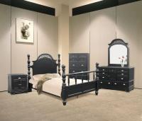 木床、五斗櫥/櫃、化粧桌/檯/鏡