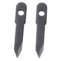 Dual Tungsten-carbide Blades
