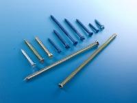 Concrete screws