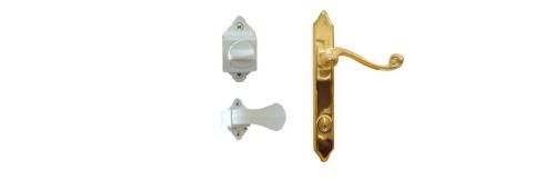 美式鋁門鎖