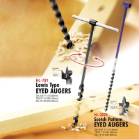 Auger Bits, Ship Auger, Spade Bits, Dellhanger, Drill Bits. Bits.