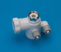 Cens.com ⅜ 2-way diverter valve MAO CHUAN ENTERPRISE CO., LTD.