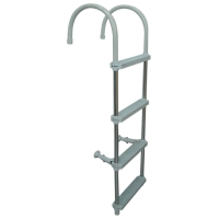 Cens.com Aluminium Ladder (Plastic 4 Steps) ORIX ENTERPRISE CO., LTD.