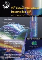 THE 25th VIETNAM INTERNATIONAL INDUSTRIAL FAIR