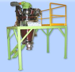 圓錐型混合及真空反應乾燥機