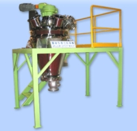 CONE MIXING VACUUM DRYER